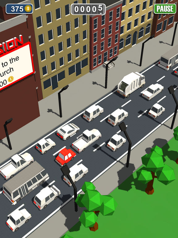 Commute: Heavy Traffic для iPad