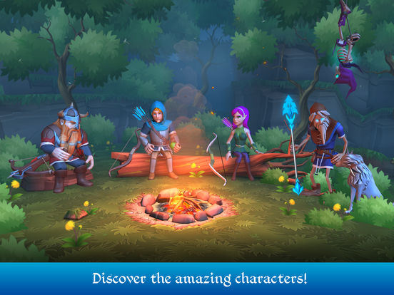 Tiny Archers: An exploratory bow-and-arrow defense game ...