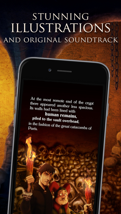 Screenshot #10 for iPoe 3  – Edgar Allan Poe Immersive Stories