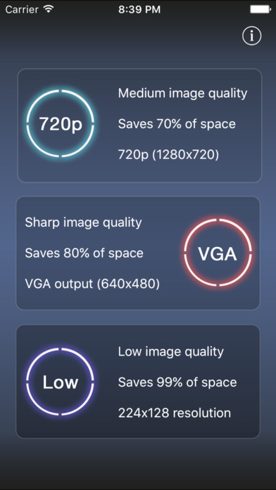 Ultimate Video Compressor - Shrink Videos screenshot 1