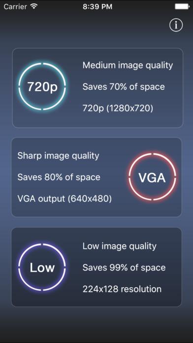 Ultimate Video Compressor - Shrink Videos screenshot 1