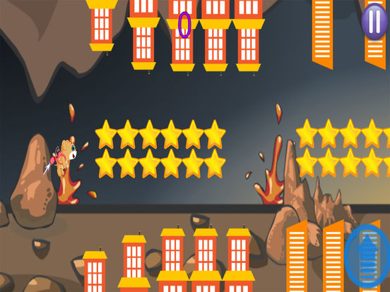 Flying Teddy Bear Game screenshot 6