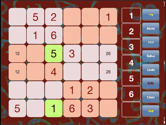 Kid Sudoku for iPad iPad Screenshot 2