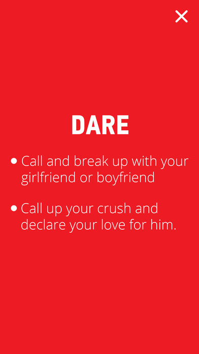 Dirty Truth Or Dare App Free