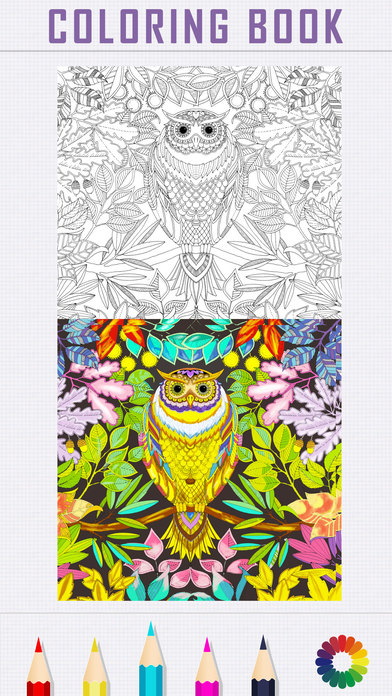 App Shopper Coloring Book For Adults