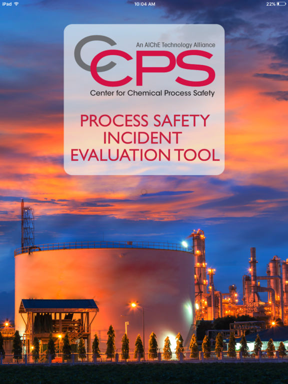 Process Safety Incident Evaluation (PSIE) on the App Store