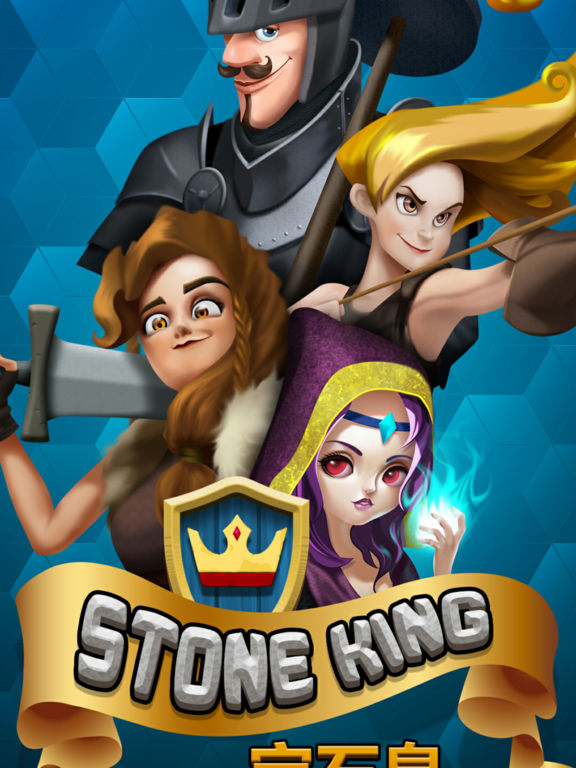 Stone King Screenshots
