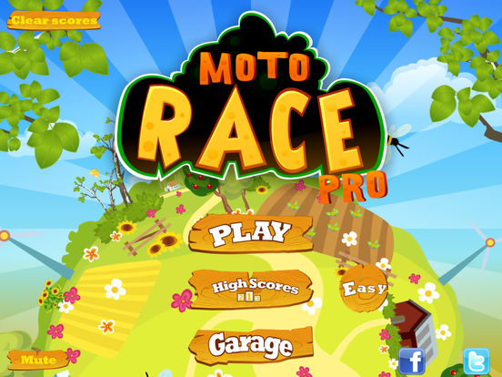 Moto Race Pro Screenshots