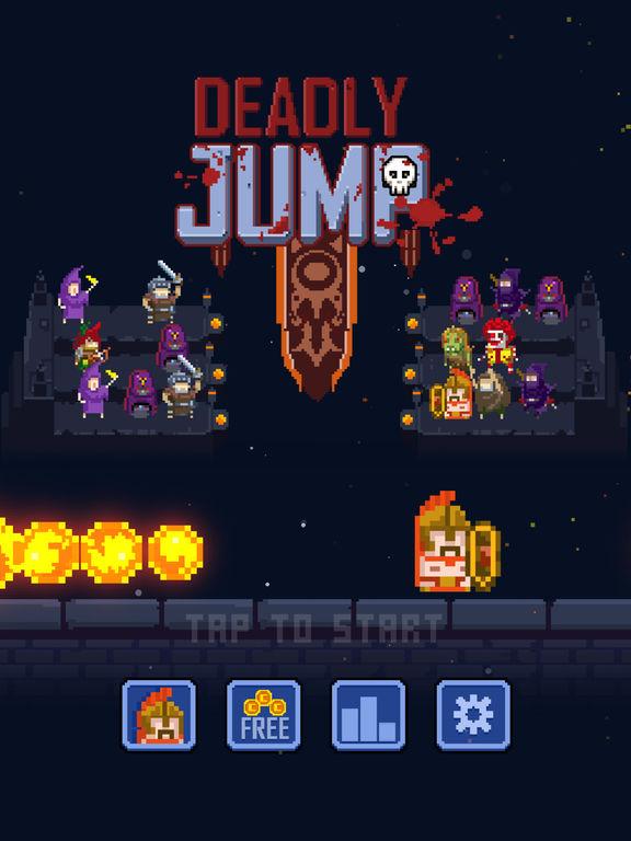 Deadly Jump screenshot 6