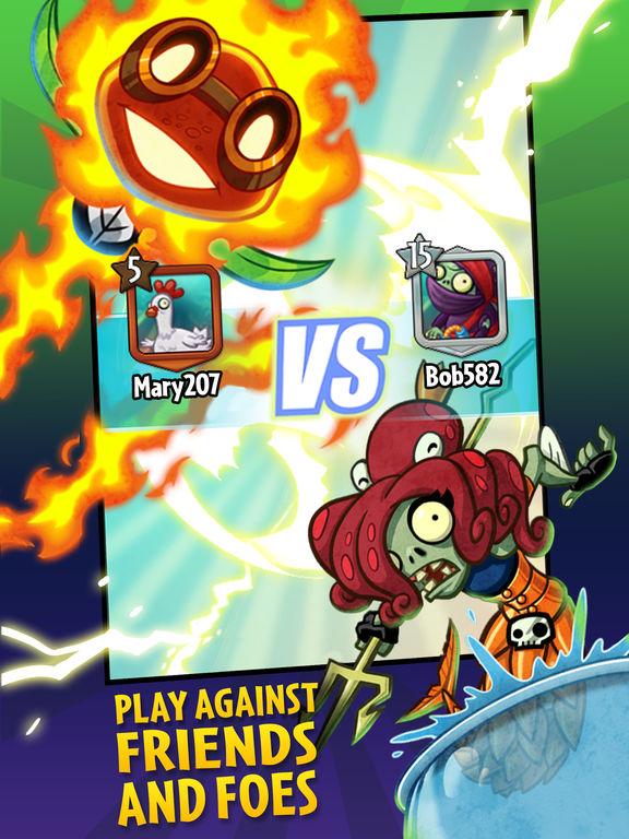 Plants vs. Zombies™ Heroesscreeshot 3
