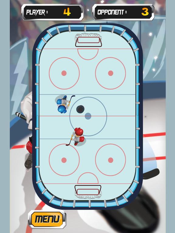 Hockey Shootout Pro! screenshot 9