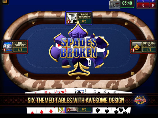 Spades - King of Spades Plus screenshot 8
