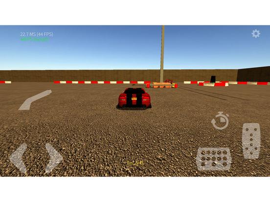 American Muscle Cars Drift 3D для iPad