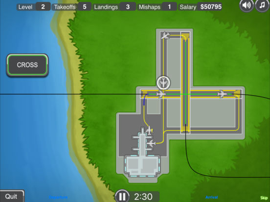 Airport Madness Mobile iPad Screenshot 4