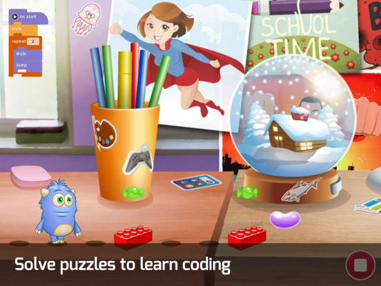 Tynker - Learn to Code.  Programming Made Easy. Screenshot
