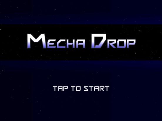 Mecha Drop iPad Screenshot 1
