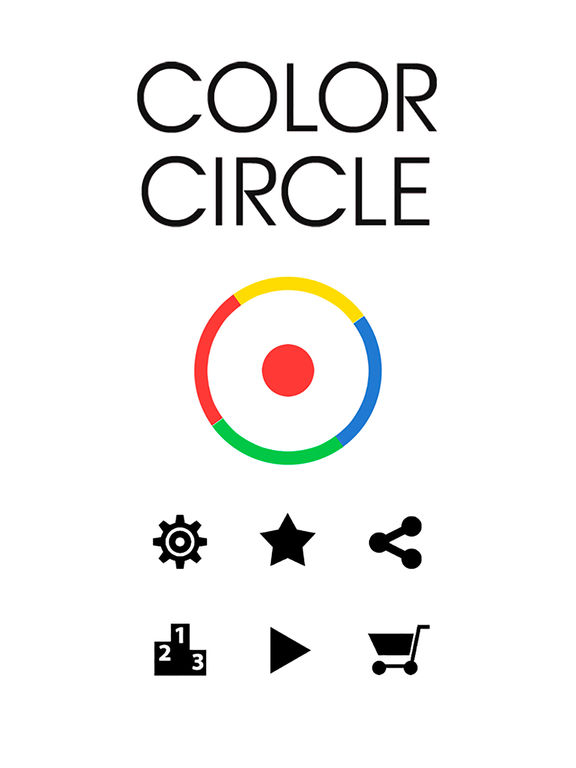 Color Circle Pro Screenshots