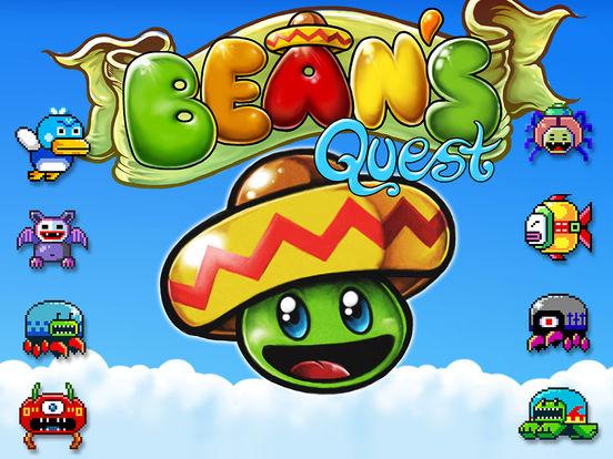 Screenshot #4 for Bean's Quest
