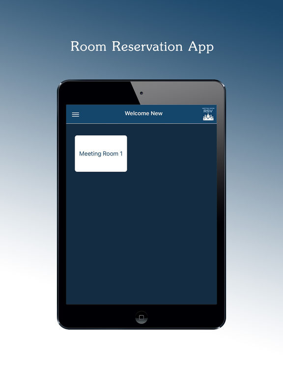 App shopper itp meeting room reservation business Room dimensions app