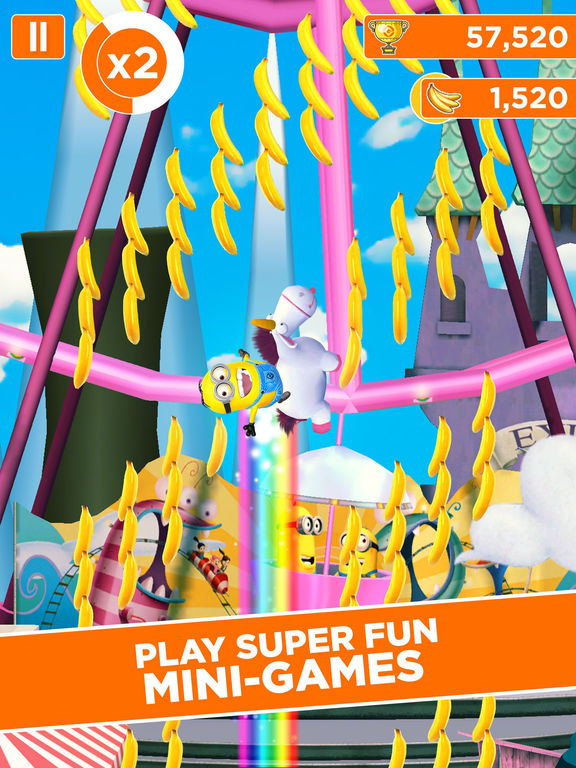 Despicable Me: Minion Rush Screenshots