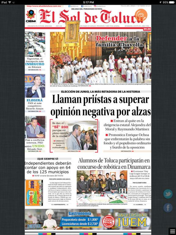 26 empleos de: El sol de en Toluca, Méx. disponibles en kumau.ml una búsqueda. todos los empleos.