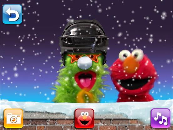 Elmo's Monster Maker HD iPad Screenshot 3
