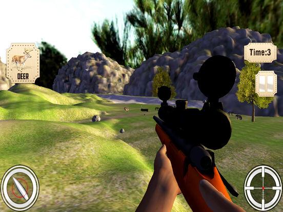 Jungle animals Hunting Pro screenshot 8