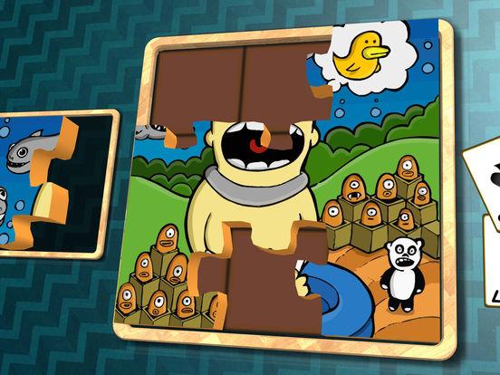 Jigsaw Solitaire Cartoons screenshot 6