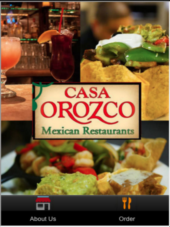 App shopper casa orozco online ordering food drink for Amante italian cuisine deerfield beach