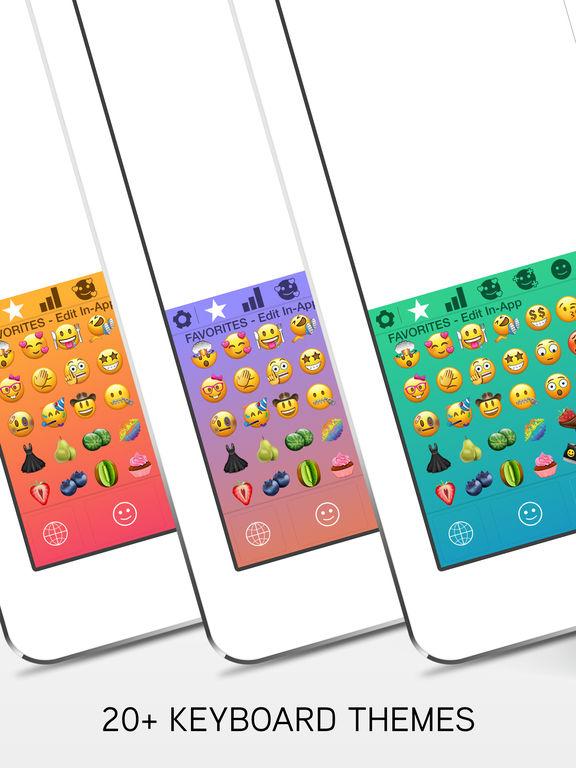 Emoji - inTextMoji Pro ;) Screenshots