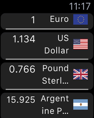 Currency Converter (Free) iPhone Screenshot 10