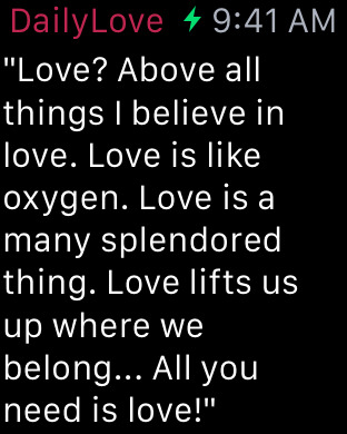 daily love quotes dailylove on the app store