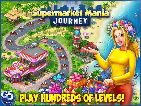 Screenshot #1 for Supermarket Mania® Journey