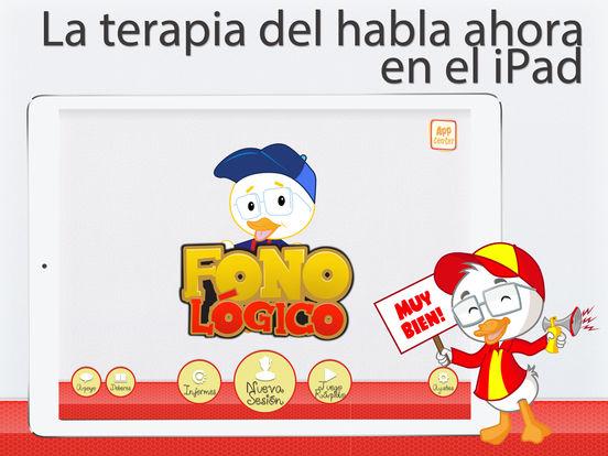 Smarty Speech - Spanish iPad Screenshot 1