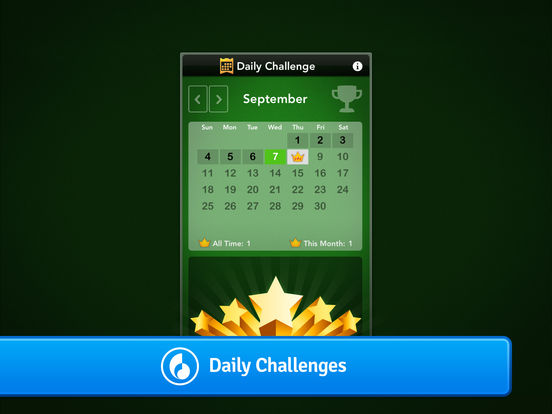 Spider Solitaire by MobilityWare iPad Screenshot 3