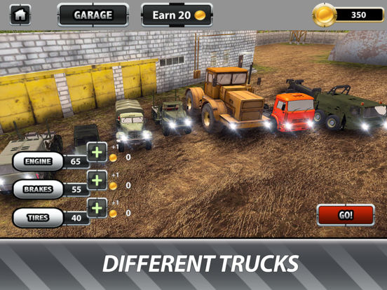 Russian Truck Drive Simulator Full для iPad