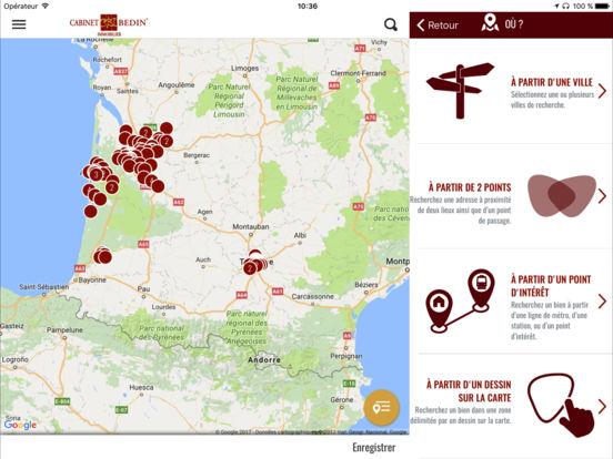 App shopper cabinet bedin immobilier utilities - Cabinet bedin saint medard en jalles ...