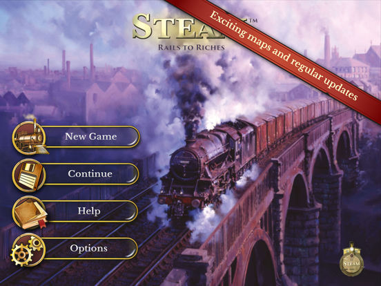 Steam™: Rails to Riches Screenshots
