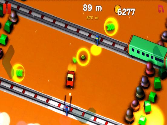 RunawayJRider Screenshots