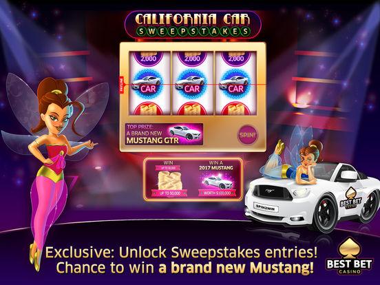 Best Bet Casino  - Fun Vegas Casino Slots on the App Store