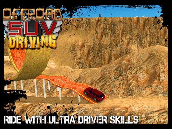 Screenshot #3 for Offroad SUV Driving & Simulator