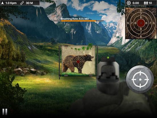 Screenshot #1 for Black Bear Target Shooting