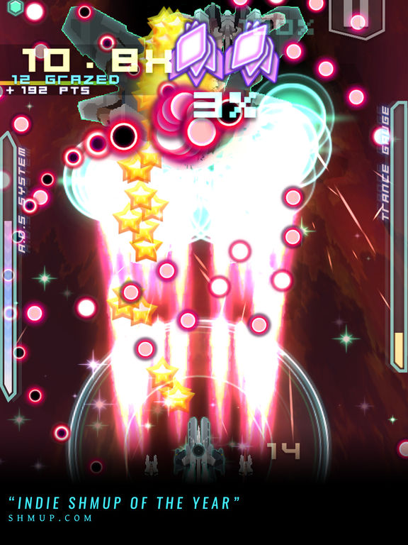 Danmaku Unlimited 2 - Bullet Hell Shmup Screenshots