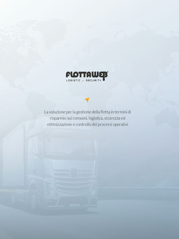 Screenshot #1 for FlottaWeb