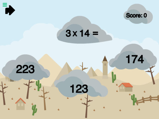 Multiplication Math screenshot 3