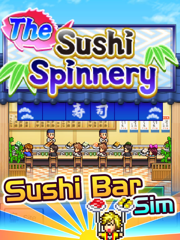 Игра The Sushi Spinnery