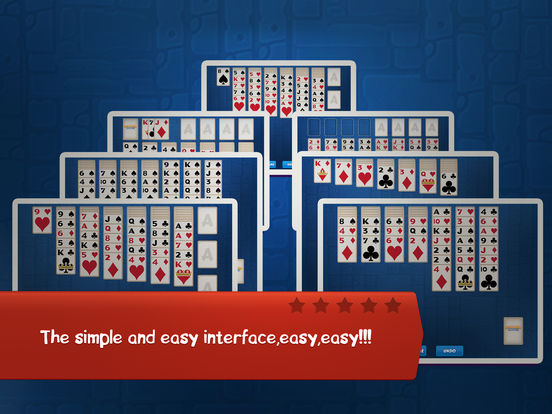 Solitaire Games:Classic SPIDER SCORPION 21 IN 1 Screenshots
