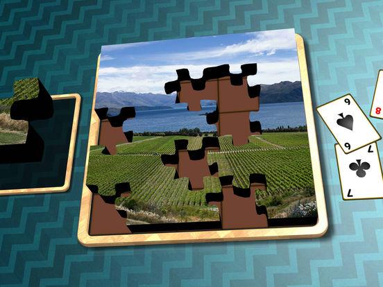 Jigsaw Solitaire New Zealand screenshot 8