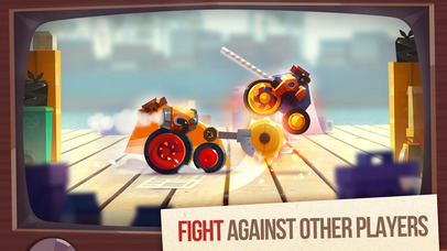 CATS: Crash Arena Turbo Stars the Top new Game in Apple App Store