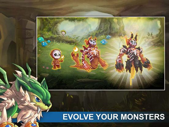 Monster Age - Evolve, Breed, & Collect Pet Legendsscreeshot 1